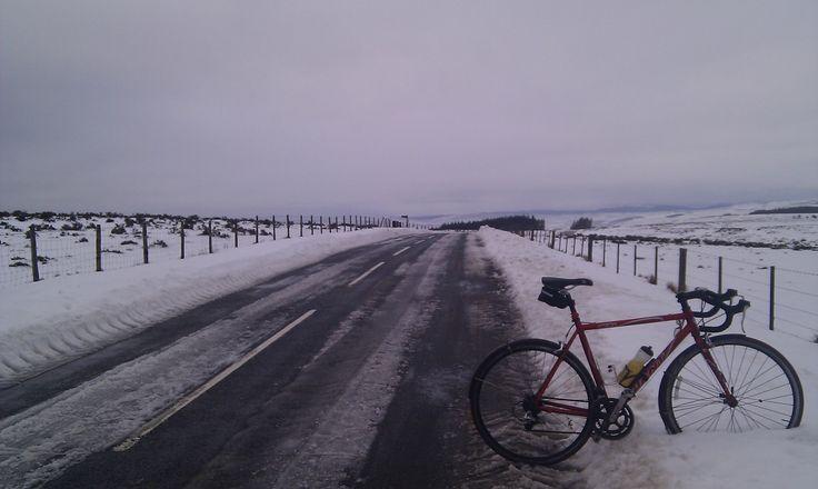 Near Winter's Gibbet