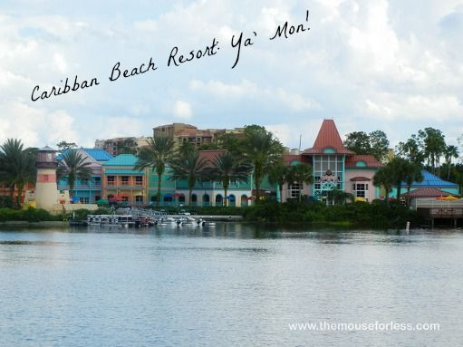 A review of Disney's Caribbean Beach Resort at Walt Disney World including dining options, a look at the rooms, overview of the pools, and more.