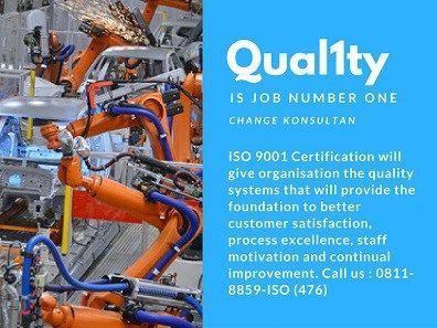 Quality is Job No 1