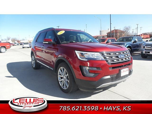 P6079a Used 2017 Ford Explorer Limited Sale Price 27 856 46 482 Miles Usedcars Usedcarsforsale Lewisautomotive Ford Explorer Limited Used Cars Ford