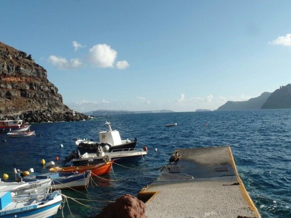 Santorini Ammoudi