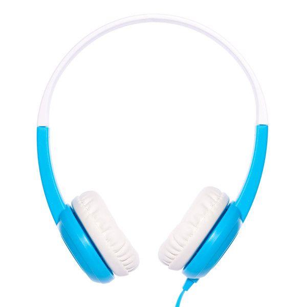 BuddyPhones Blue - safe for kids headphones - onanoff