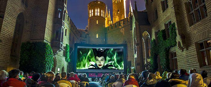 Open Air Kino Auf Der Burg Hohenzollern Kino Zollernalbkreis Veranstaltung