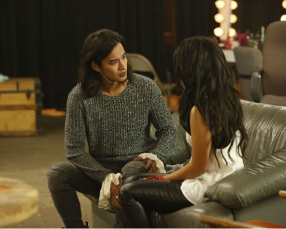 the fosters mariana | The Fosters' Season 3 Spoilers: Actress Teases What's Next For Mat ...