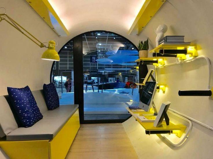 Concrete micro house is a pipe dream.