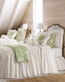 dropside bedspread...love!!