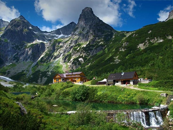 Zelene pleso - High Tatras - Slovakia