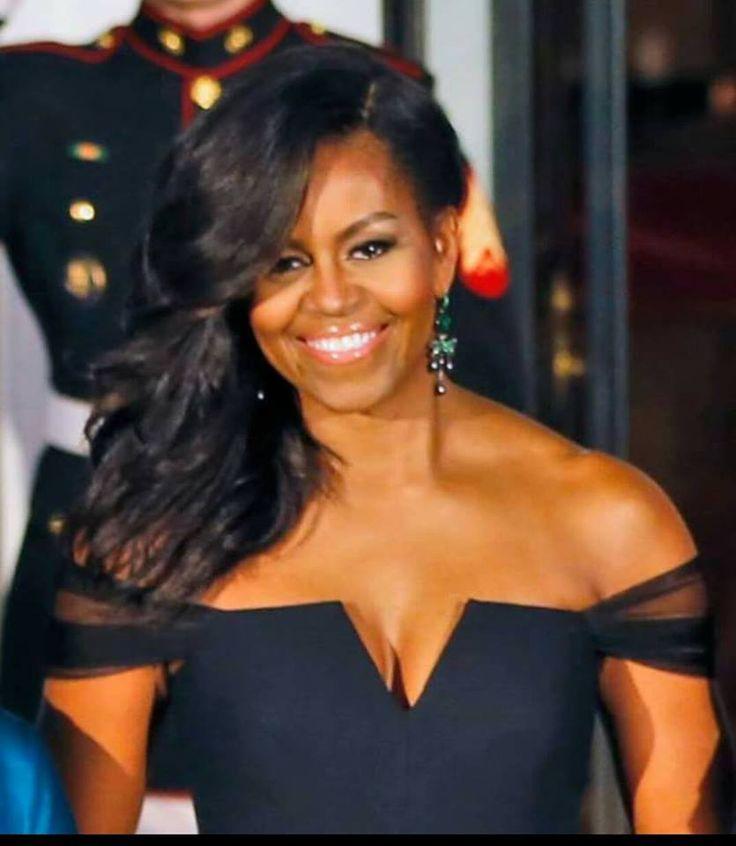 Michelle obama naked eres