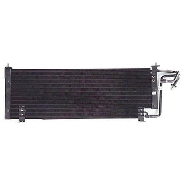 AC Condenser, Parallel Flow 4.0L; 97-01 Jeep Cherokee XJ