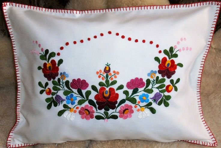 Hungarian embroidery - Hungary