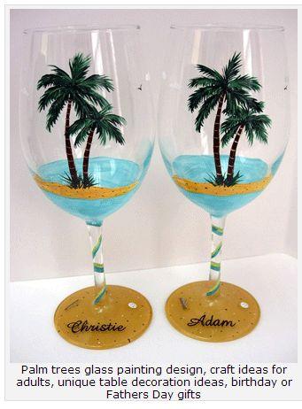 beach glasses, it's 5:00 o'clock somewhere...