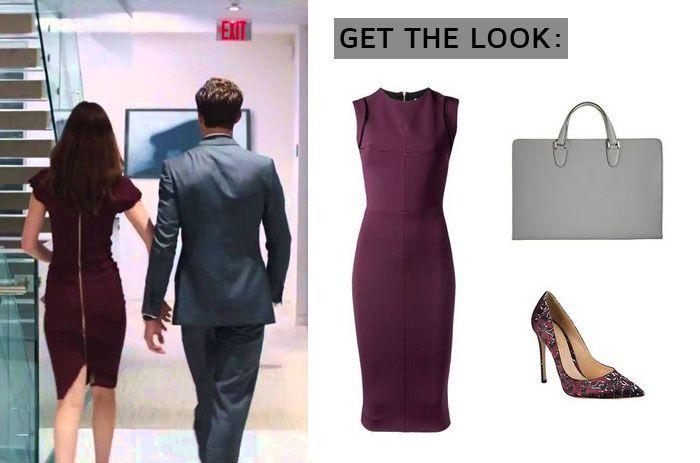 Anastasia Steele นางเอกสวยใสจาก Fifty Shades of Grey สามารถมัดใจ Christian Grey นักธุรกิจมหาเศรษฐีรูปงามได้อย่างอยู่หมัด