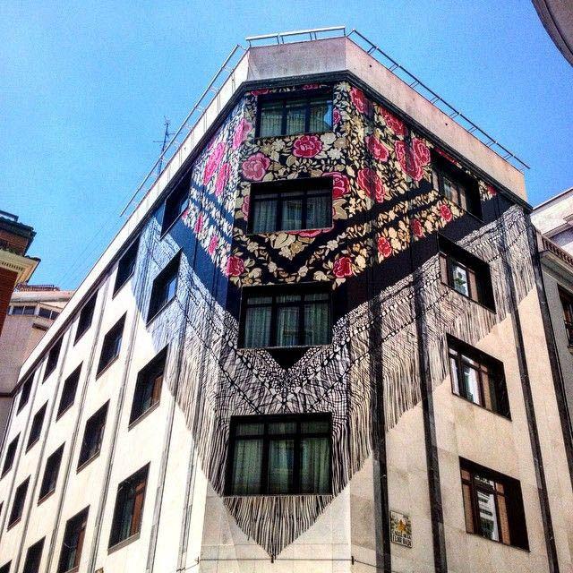 decoracion especial, decoracion hotel, decoracion hotel madrid, decoracion mural, madrid
