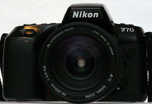 Conoce como se fabricaba la cámara Nikon F70