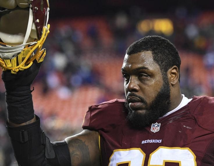 Chris Baker walks off the field after the Redskins' 2016 season finale against the Giants. (Photo by Toni L. Sandys/The Washington Post)  Chris Baker says he's looking forward to warm winters, not paying state income tax and playing alongside Robert Ayers in Tampa Bay, but the defensive...  http://usa.swengen.com/it-was-really-hurtful-chris-baker-was-bummed-redskins-didnt-offer-him-a-contract/