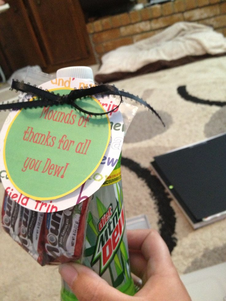 Mounds of thanks for all you dewWorkplace Ideas, Teachers Gift, Num ...