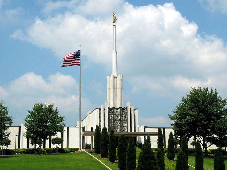Templo de Atlanta -Georgia #Templo #SUD