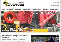 New Paving Contractors added to CMac.ws. AC Paving Company in Annapolis, MD - http://asphalt-paving-contractors.cmac.ws/ac-paving-company/1851/