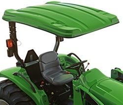 John Deere Sunshade Tractor Canopy for 3 X 2 ROPS