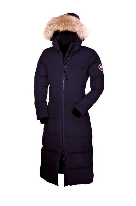 Canada Goose Authorized Retailer - Antarctic Connection - Canada Goose Ladies Mystique Parka - Authentic Down Outerwear - how to survive a serious winter.