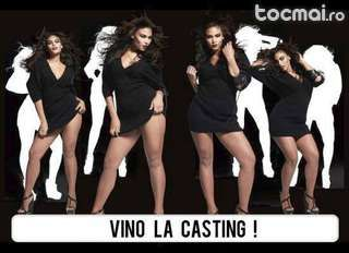 Casting modele 18-35ani