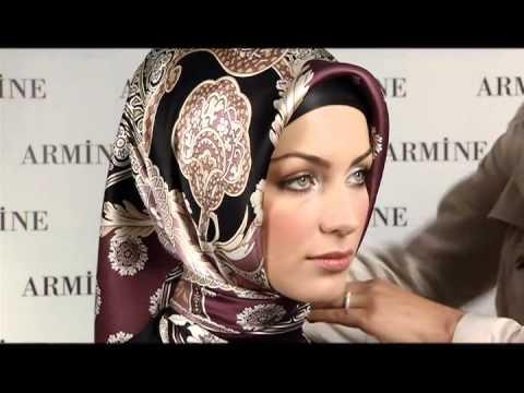 Esarp Baglama Sekilleri 7 - Armine Esarp / Turkish Hijab Tutorial