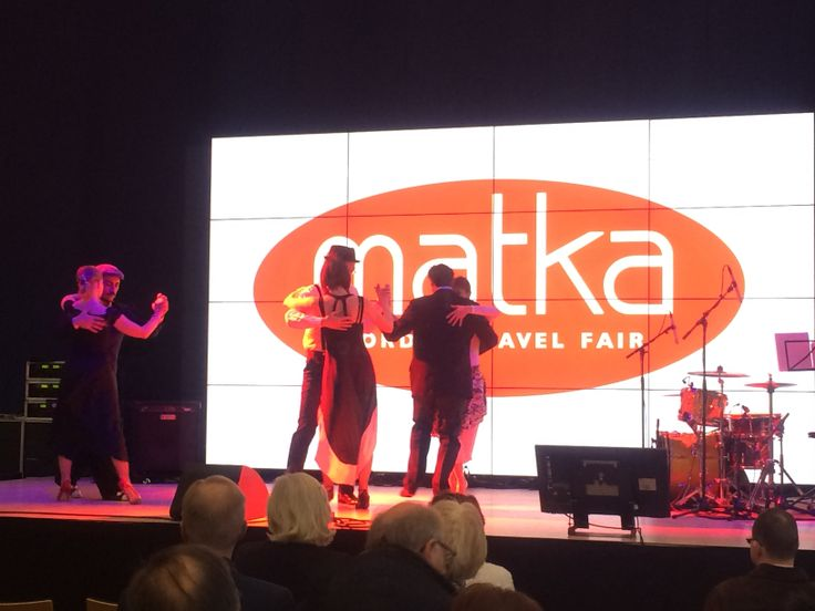 Tango argentino en Matka 2014