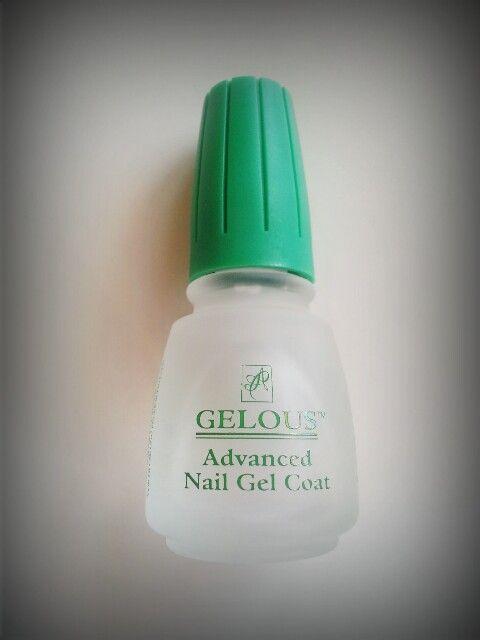 DIY gel manicure.  (1) 2 coats of Gelous Advanced Nail Gel Coat. Wait 2 minutes between each coat  (2) 1 coat of nail color. Wait 4 minutes.  (3) 1 coat of Gelous. Wait 2 minutes.  (4) 1 coat of nail color. 4 minutes  (5) Apply a top coat.