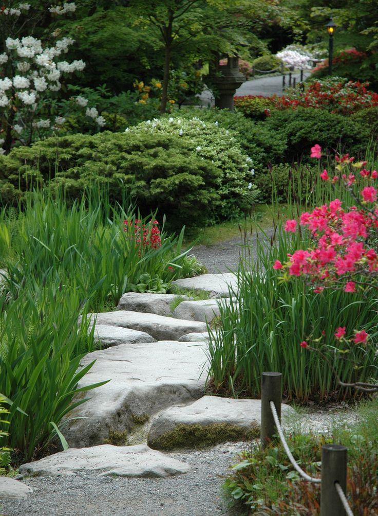 Garden Design Using Stones 308 best garden ~ landscape inspiration images on pinterest