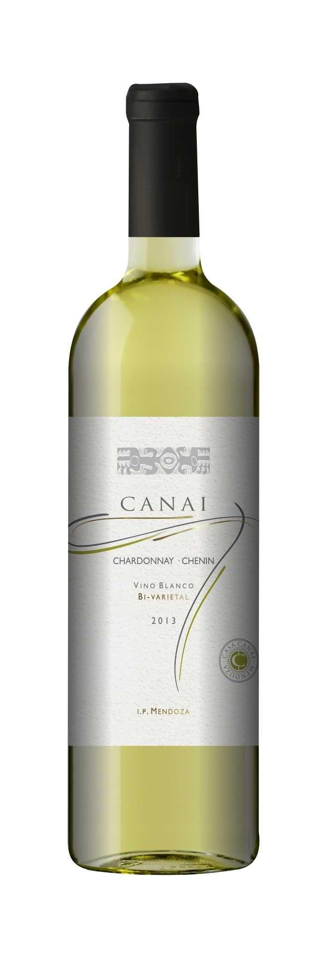 Chardonnay-Chenin Blanc Bi-varietal CASA CANAI
