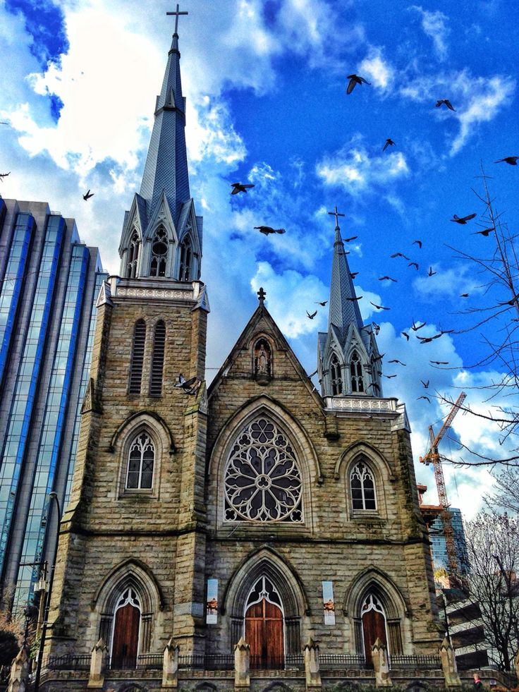 Holy Rosary Cathedral, Vancouver, Canada