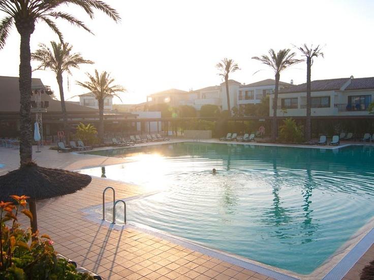 Sonnenaufgang im ROBINSON Club Playa Granada