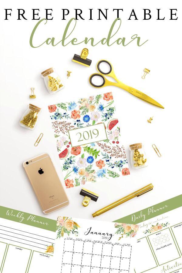 Christmas gift list 2019 printable