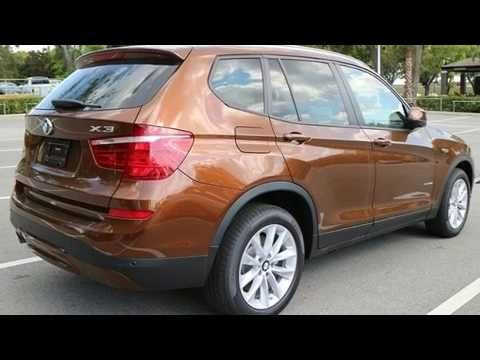 2017 BMW X3 sDrive28i in Lakeland FL 33809 : Fields BMW Lakeland 4285 Lakeland Park Drive I-4 @ Exit 33 in Lakeland FL 33809  Learn More: http://ift.tt/2kRmqpm  Step into the 2017 BMW X3. With less than 4000 miles on the odometer this vehicle stands out from the crowd boasting a diverse range of features and remarkable value! It features an automatic transmission rear-wheel drive and a 2 liter 4 cylinder engine. A turbocharger further enhances performance while also preserving fuel economy…
