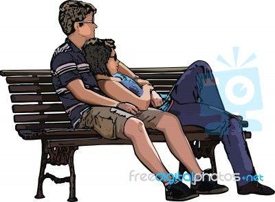 """Lovers On Bench"" by Vlado at FreeDigitalPhotos.net"