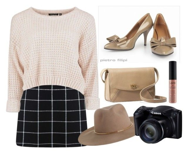 """""""Pietro Filipi shoes"""" by lifeisnotwonderland ❤ liked on Polyvore featuring Miss Selfridge, UGG Australia, NYX and Zimmermann"""