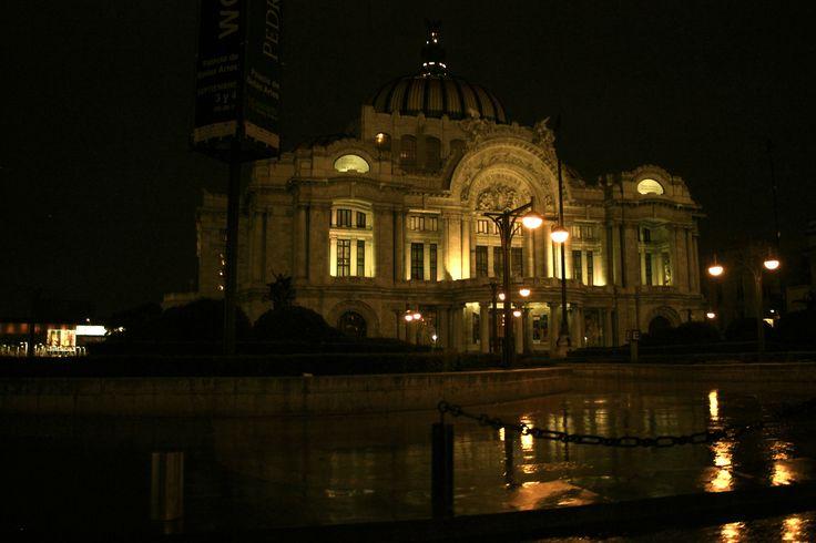 Bellas Artes - México DF,