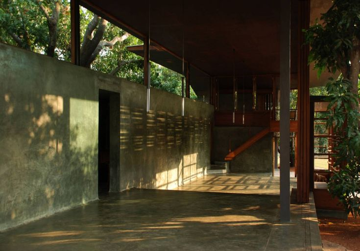 Case en Belavali / Studio Mumbai (3)