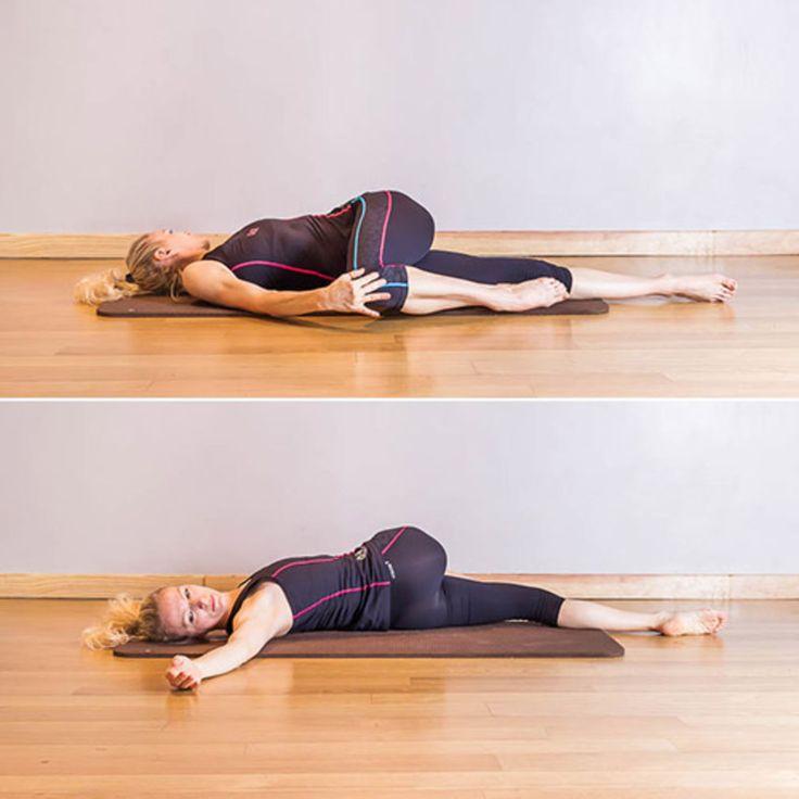 26 best gym douce images on pinterest yoga exercises. Black Bedroom Furniture Sets. Home Design Ideas
