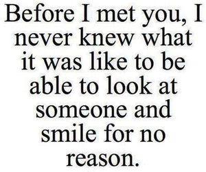 Before I met you...  ♥