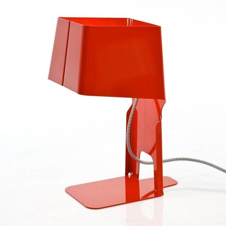 Danese - Leti 23 Tischleuchte - rot