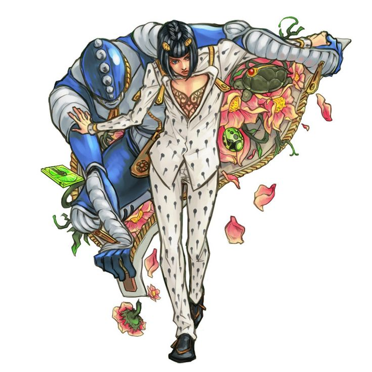 jojo's bizarre adventure Buccellati - Google Search