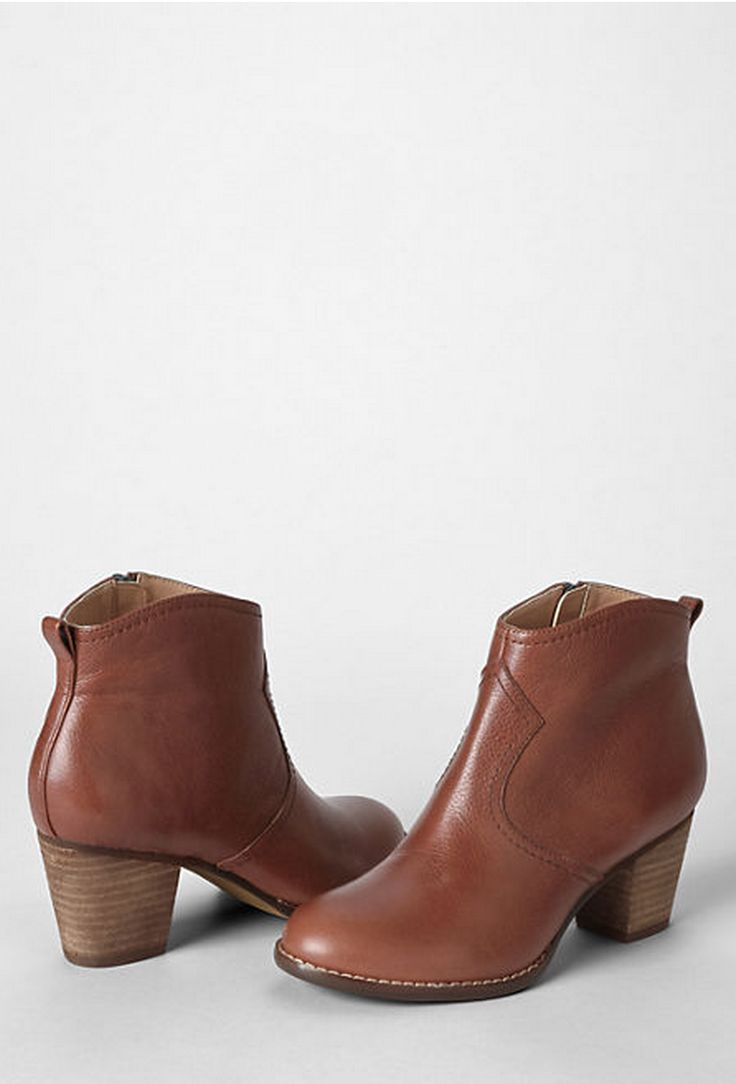 Wonderful Just Purchased These! Womenu0026#39;s Harris Suede Ankle Boots From Landsu0026#39; End | Shoes | Pinterest ...