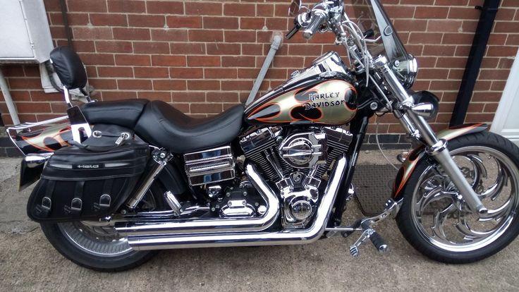 eBay: Harley davidson dyna wide glide #harleydavidson