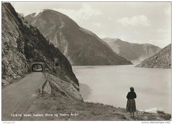 Postcards > Europe > Norway / Øvre årdal