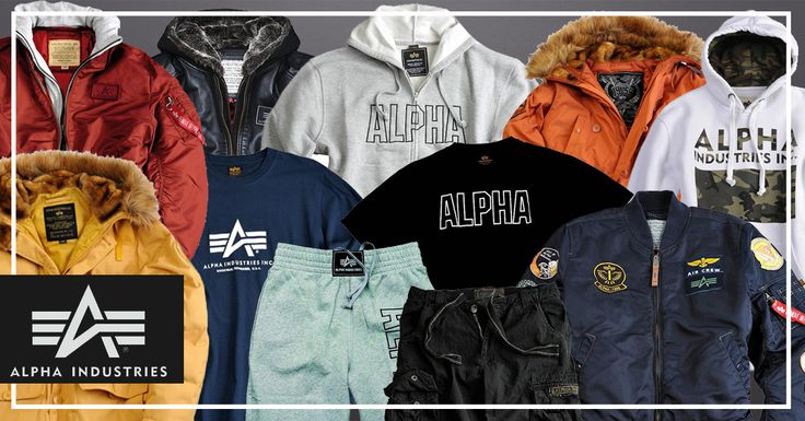 ALPHA INDUSTRIES www.profighters.eu