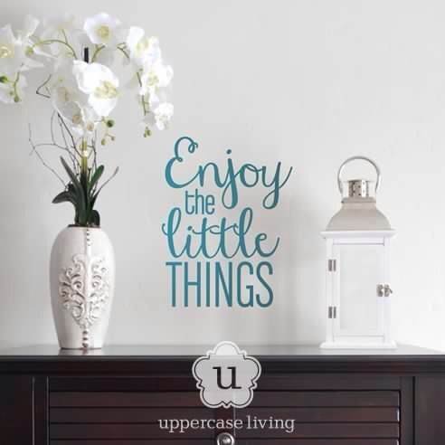 Isn't this just so true!  Http://ericah.uppercaseliving.net