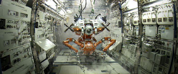 ArtStation - Space welder, B S