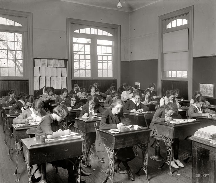 Image result for photo of old school classroom