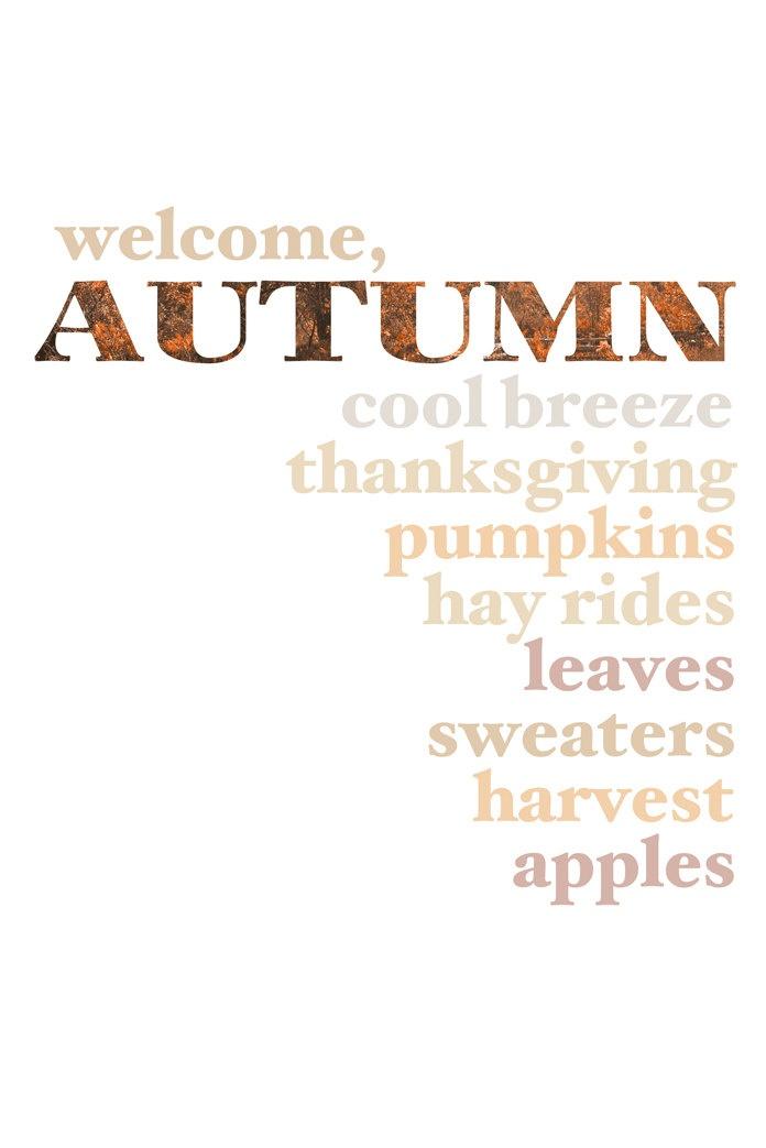 Autumn~ We've missed you!